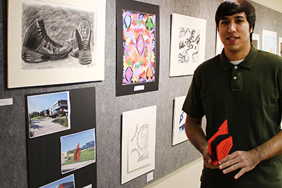 Fall 2014 Latzer Art Award Winner