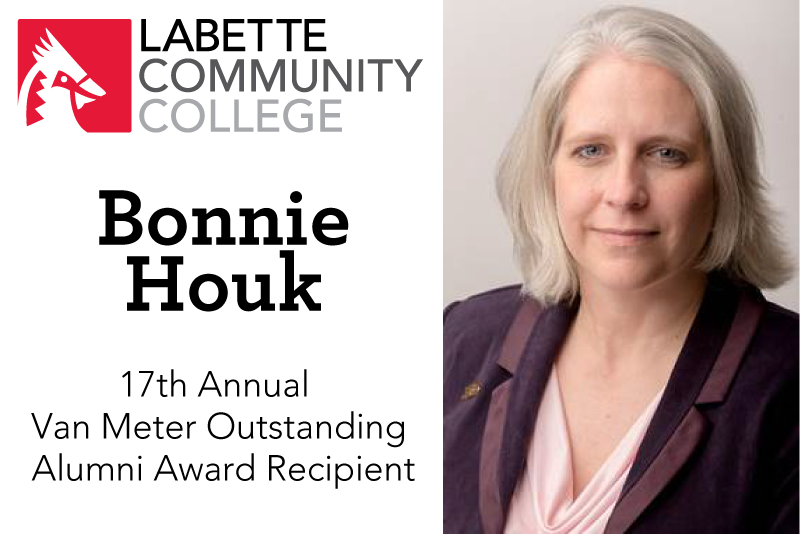 Van Meter Award Recipient, Bonnie Houk