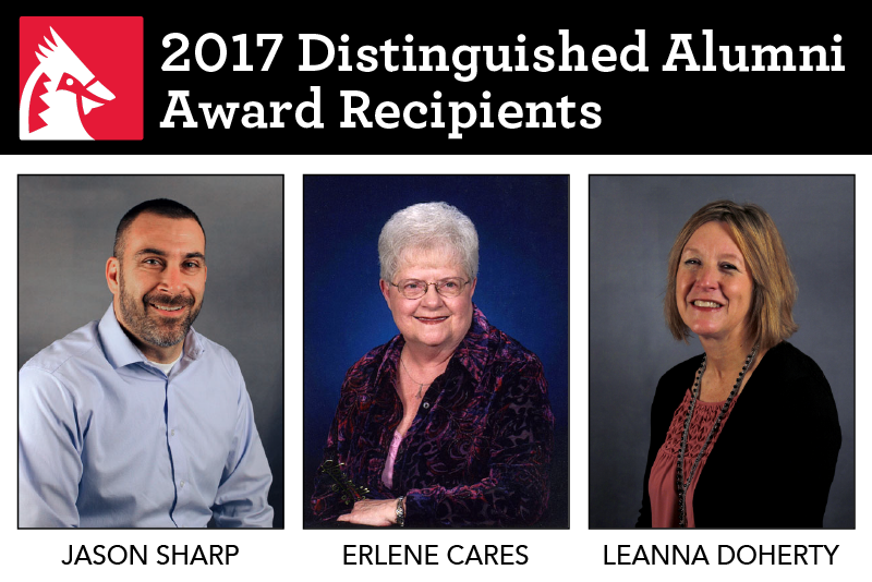Distinguished Alumni AwardDistinguished Alumni Award