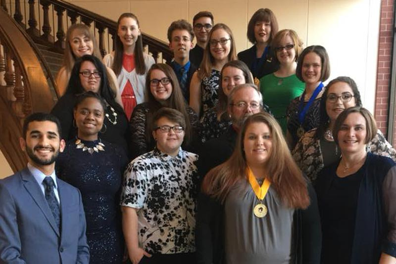 PTK Earns High Honors