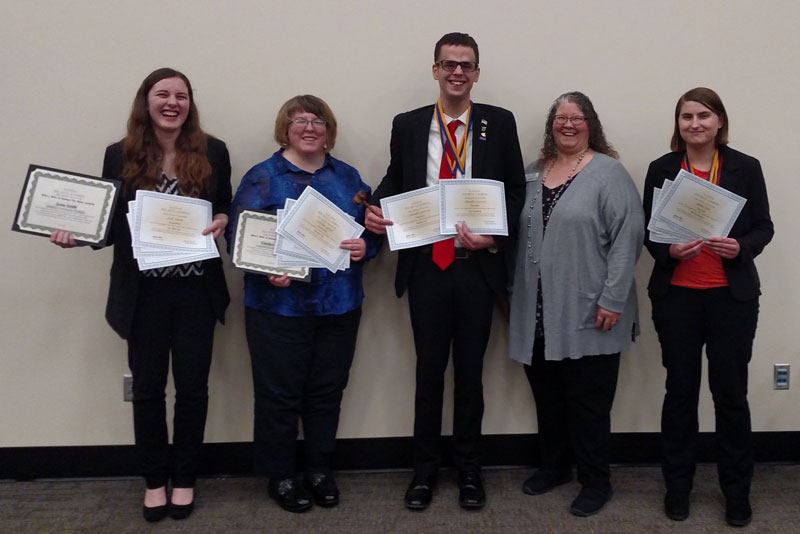 LCC PBL Places at State Competition
